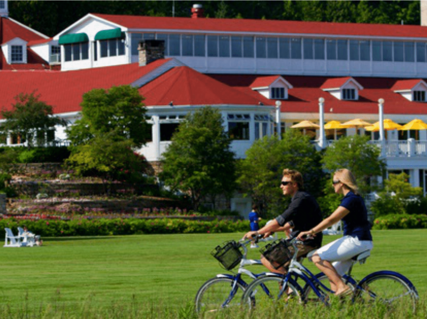 Mission Point Resort Mackinac bike rentals