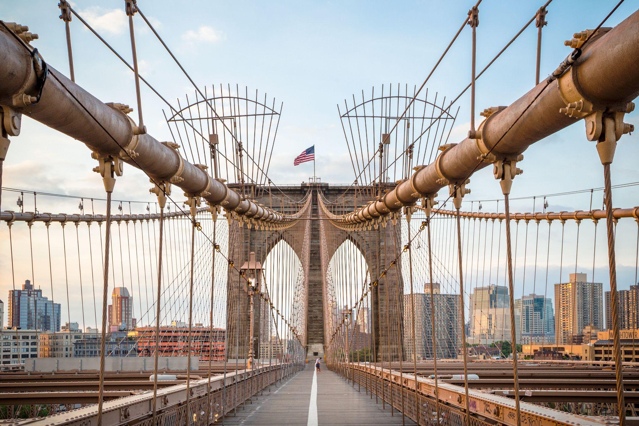 Fun Facts About The Brooklyn Bridge