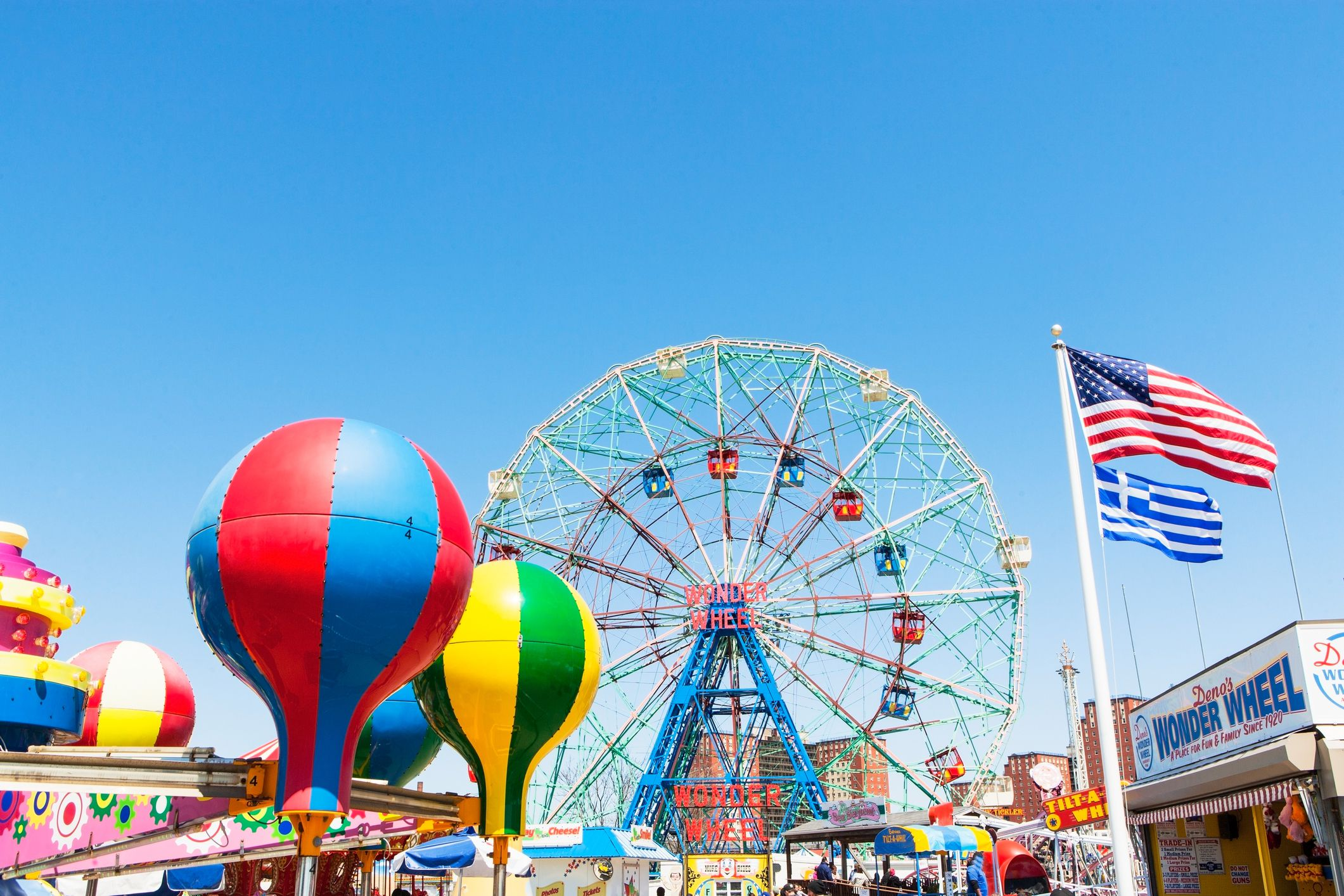 Top Theme Parks and Amusement Parks in New York State