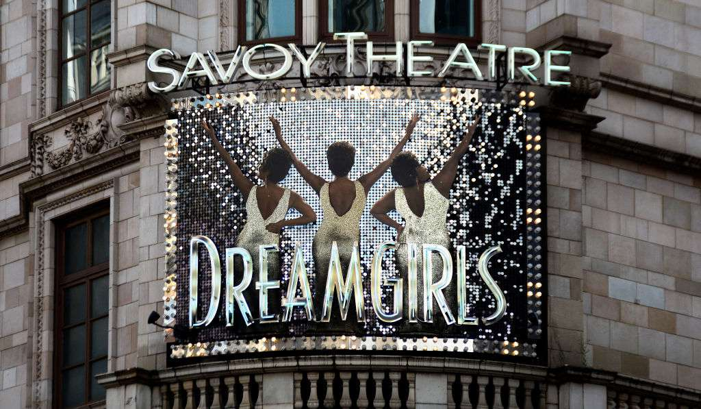 The Savoy Theatre in London