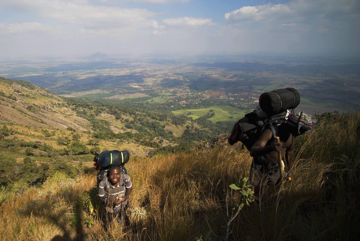 Trekking Mount Mulanje in Malawi