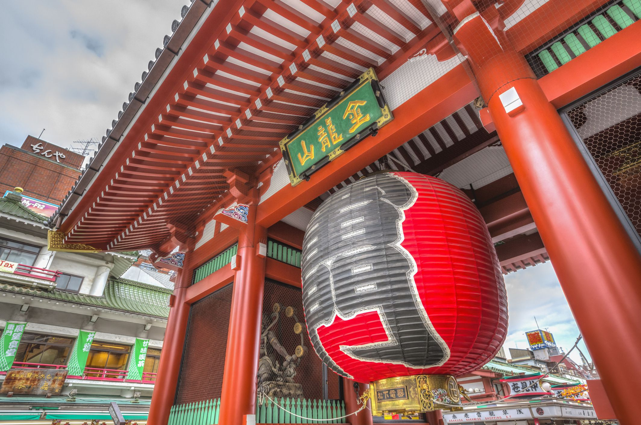 The Top Things To Do In Asakusa Tokyo