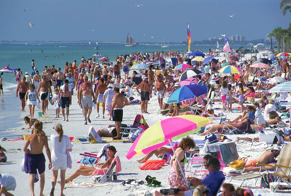 Fort Myers Beach/Spring Break