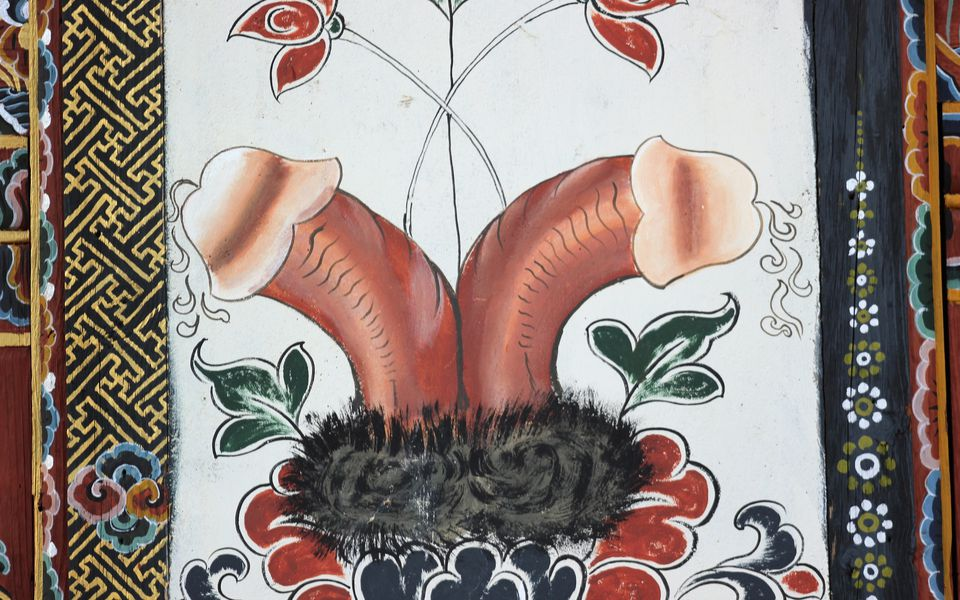 6b9267ddad02 Why is Bhutan Filled With Penises