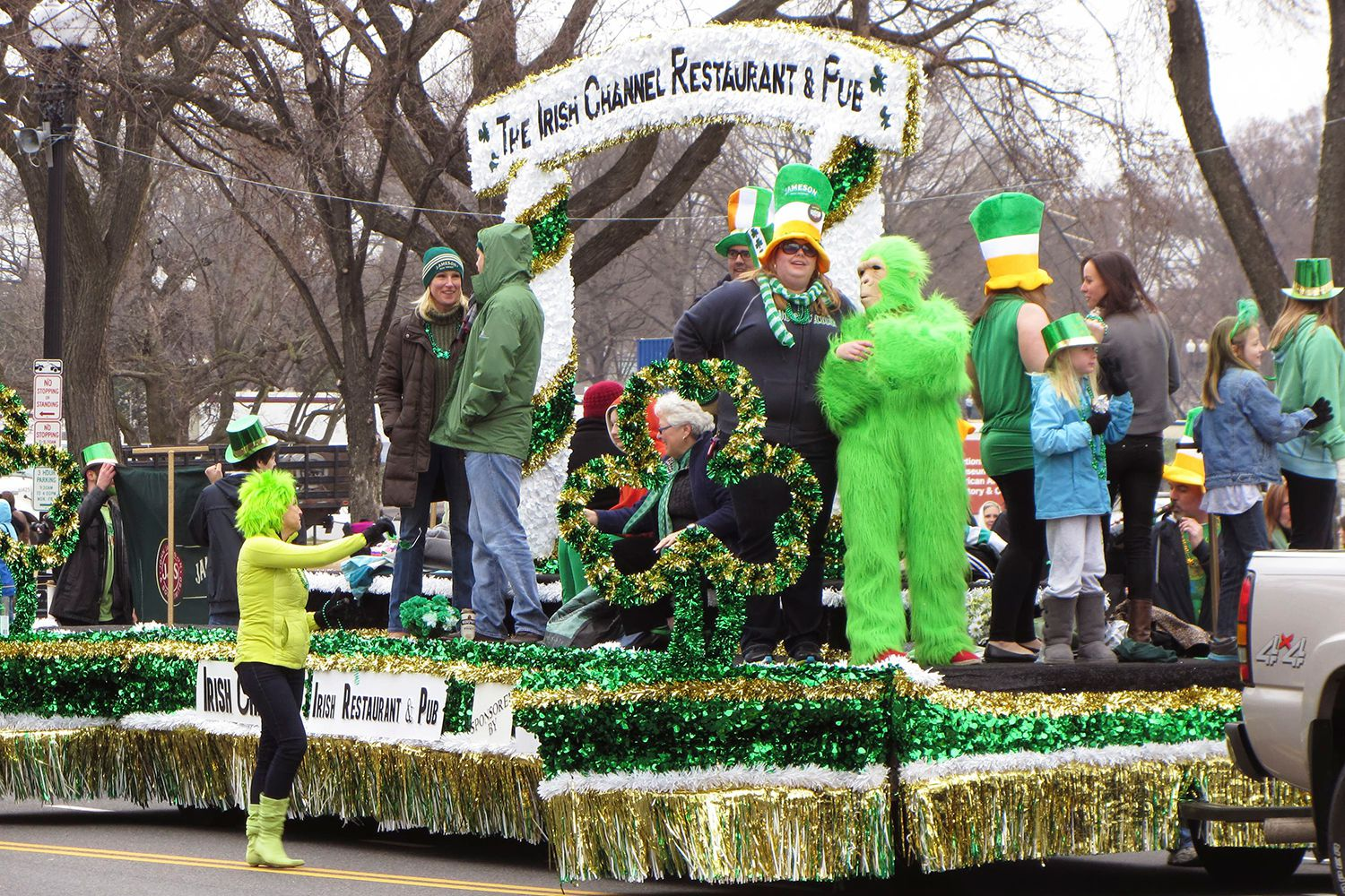 2018 Saint Patrick\'s Day Parades in the D.C. Area