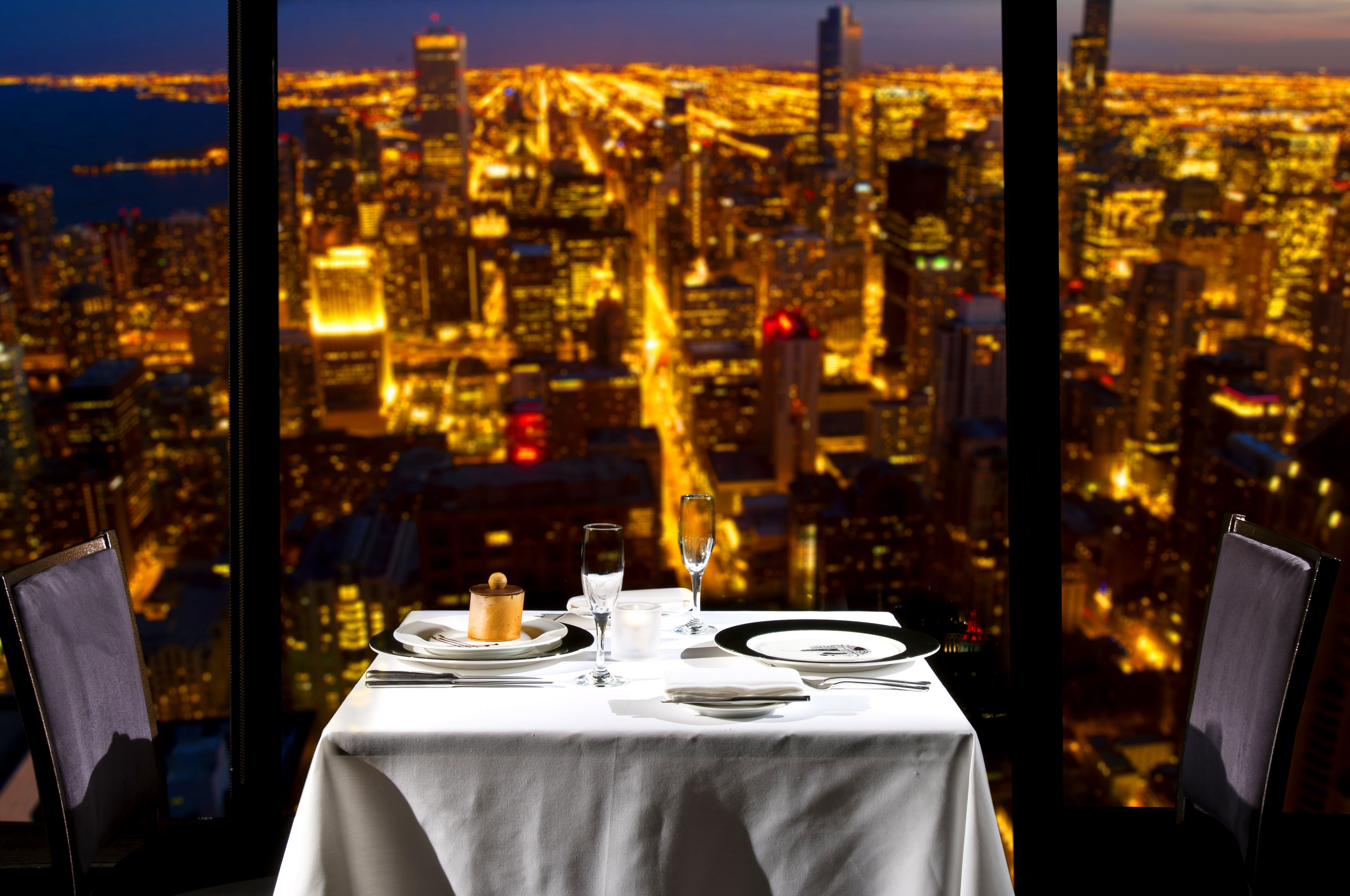 The Most Romantic Restaurants In The Us
