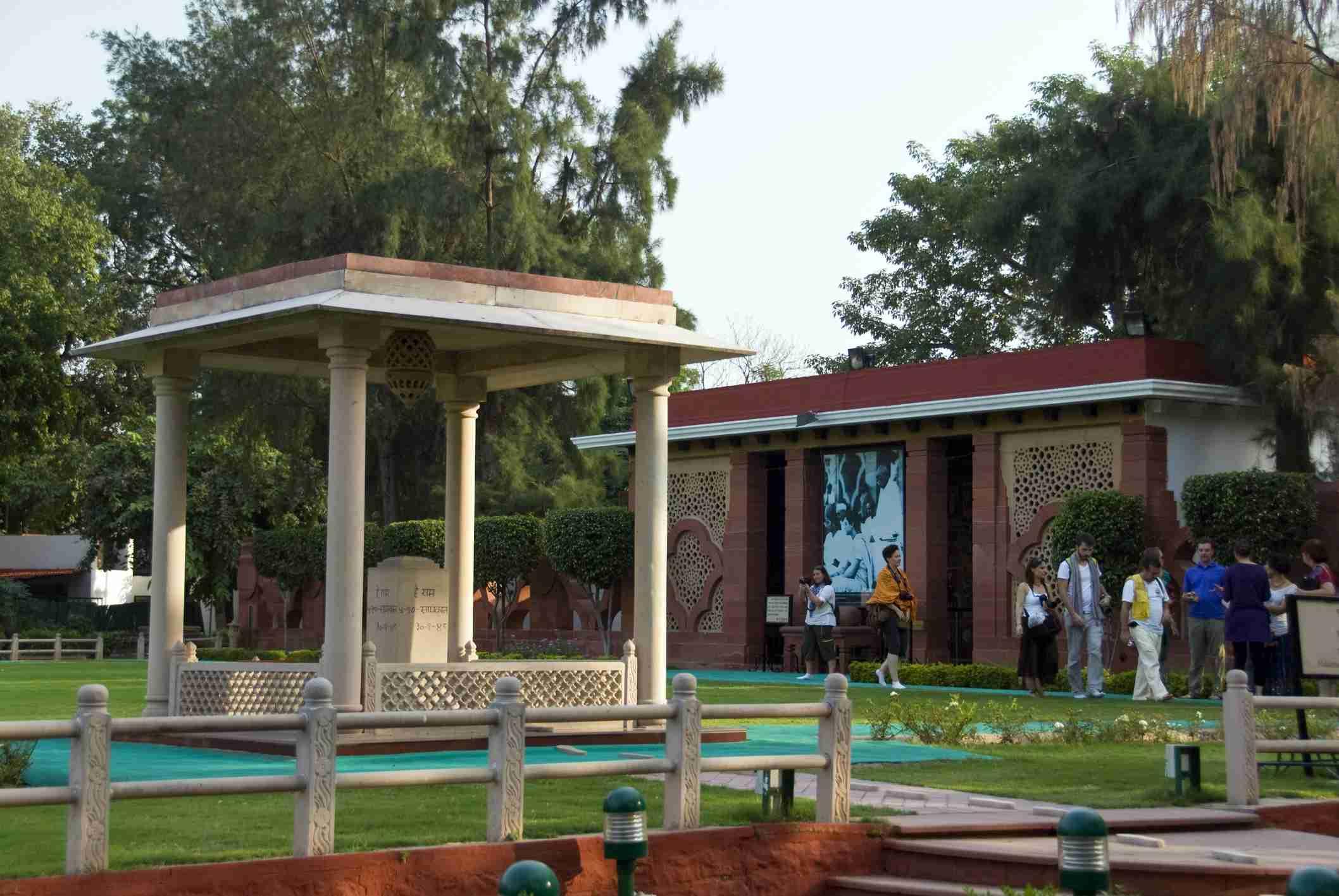Gandhi Smriti, New Delhi