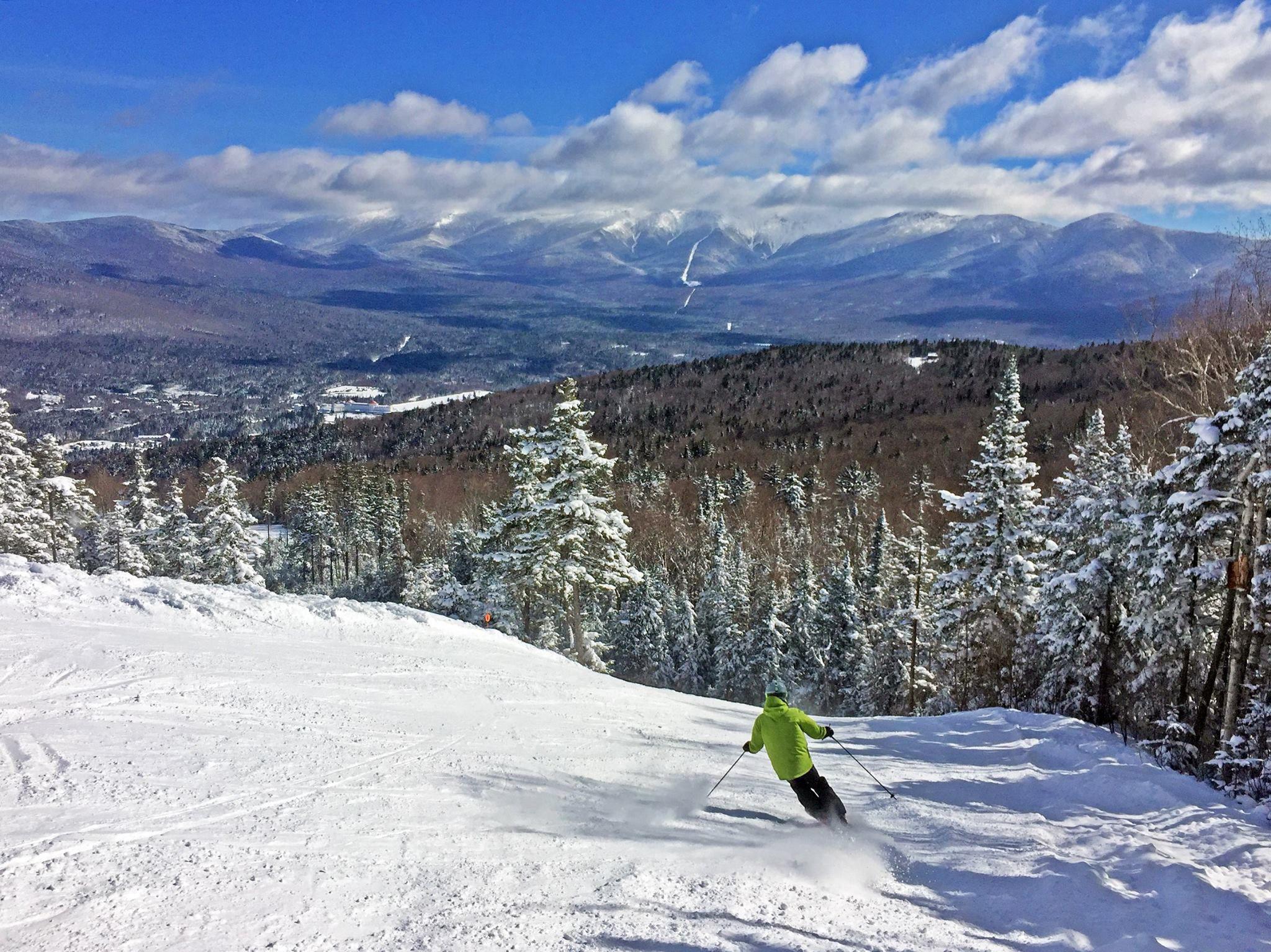 ski resort guide: bretton woods mountain resort