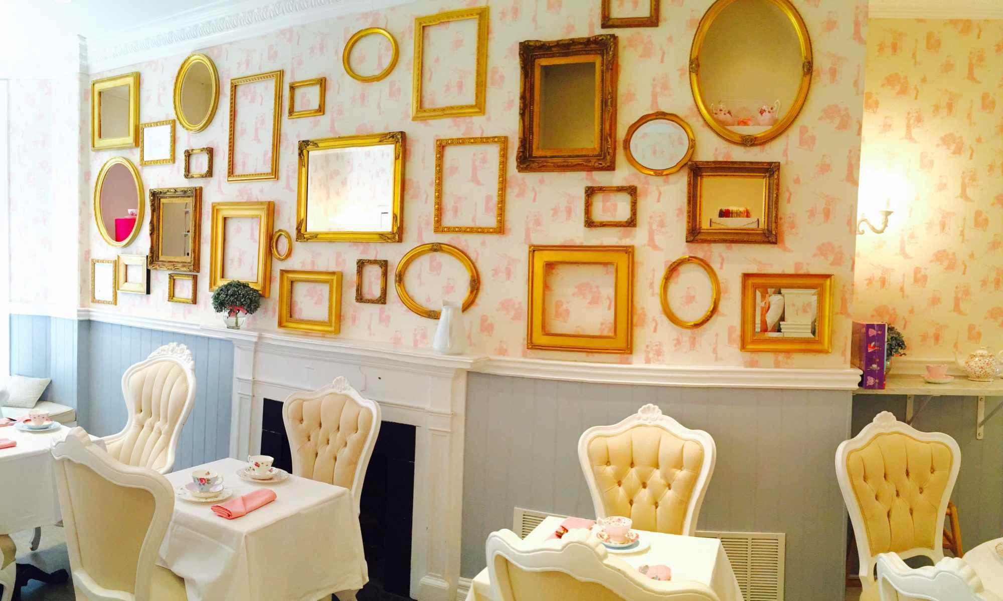 El interior de Lady Camellia
