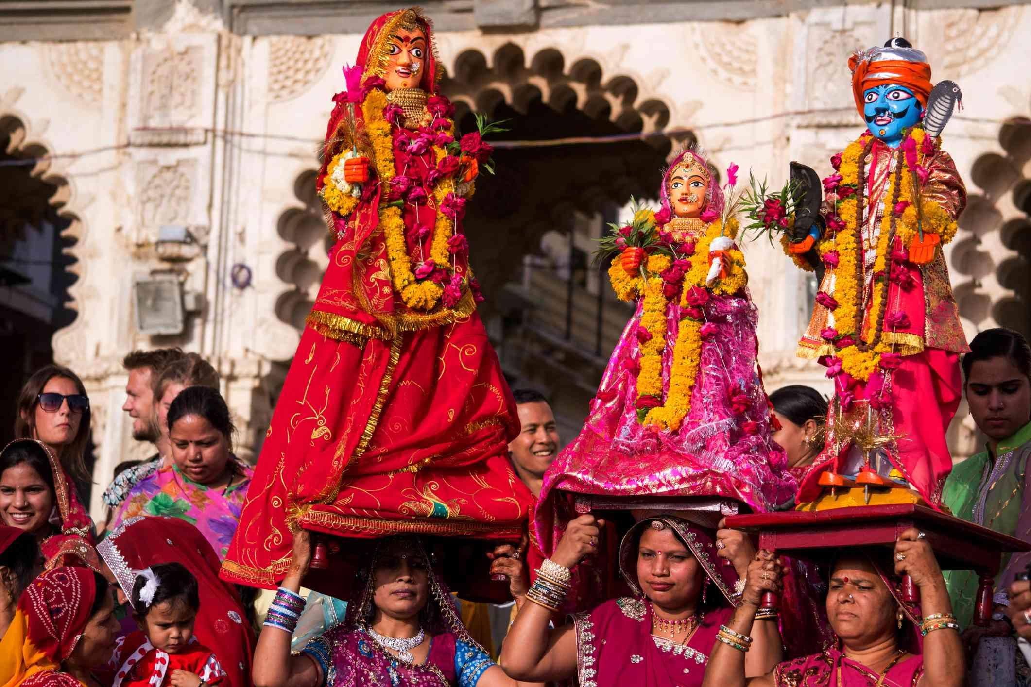 Compañía de danza Rajastani