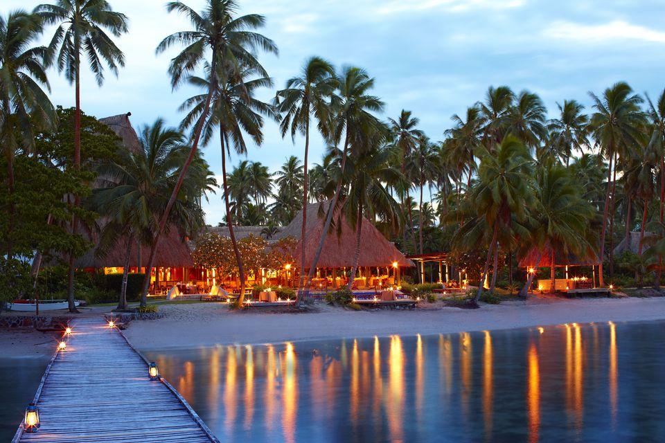 Jean-Michel Cousteau Fiji Islands Resort.