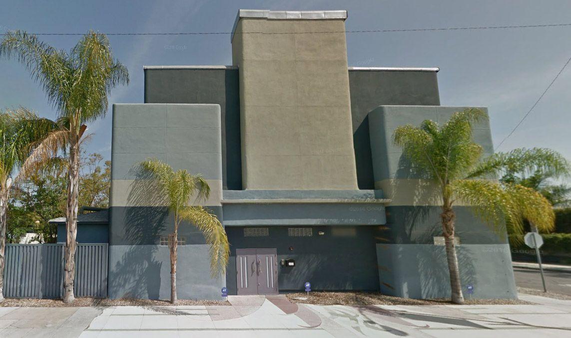 The Location for Van Beek's in La La Land