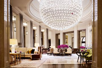 Corinthia Hotel London is pure glamour
