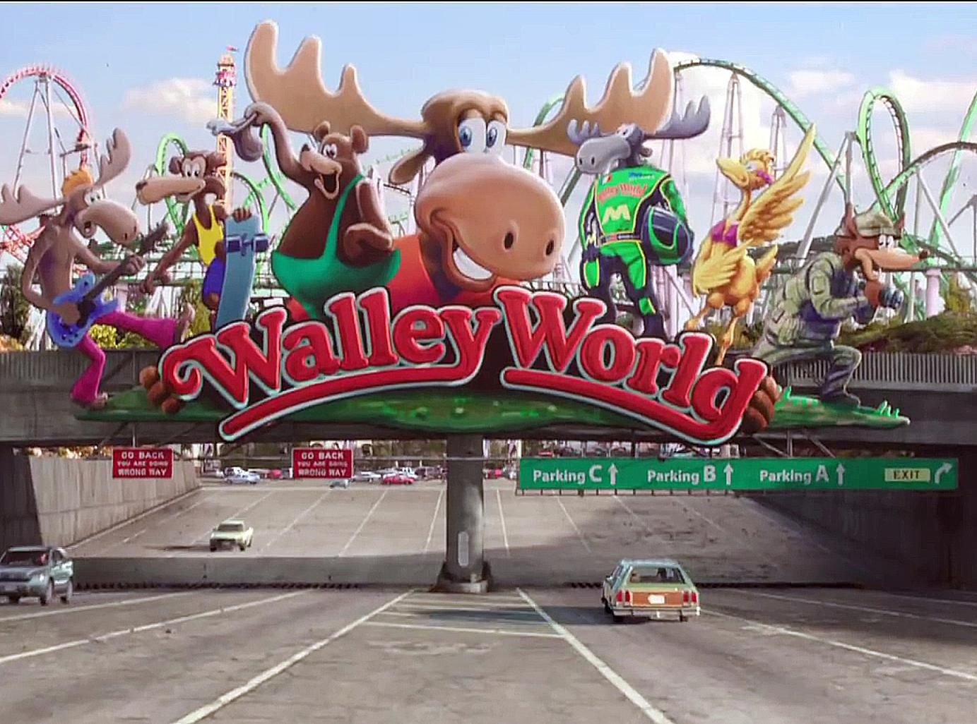 Is Walley World from the Vacation Movies Real