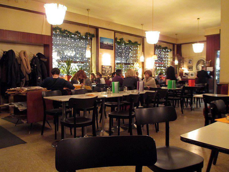 Cafe Korb, Vienna