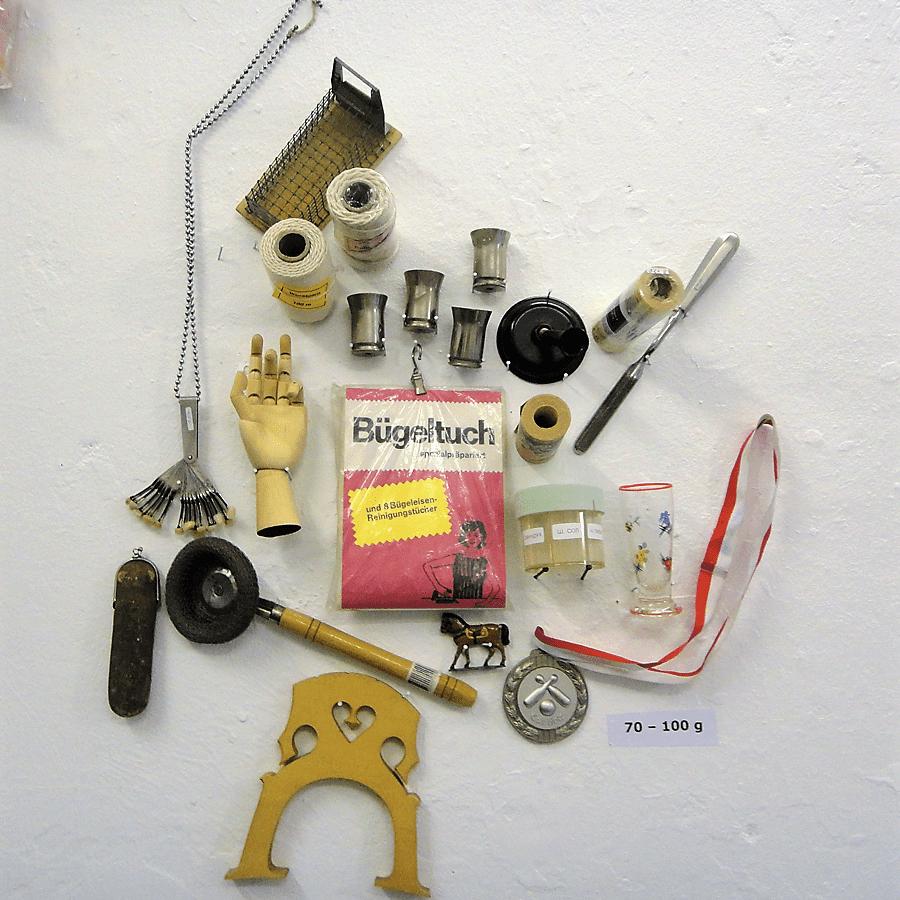 museum der unerhoerten dinge in Berlin