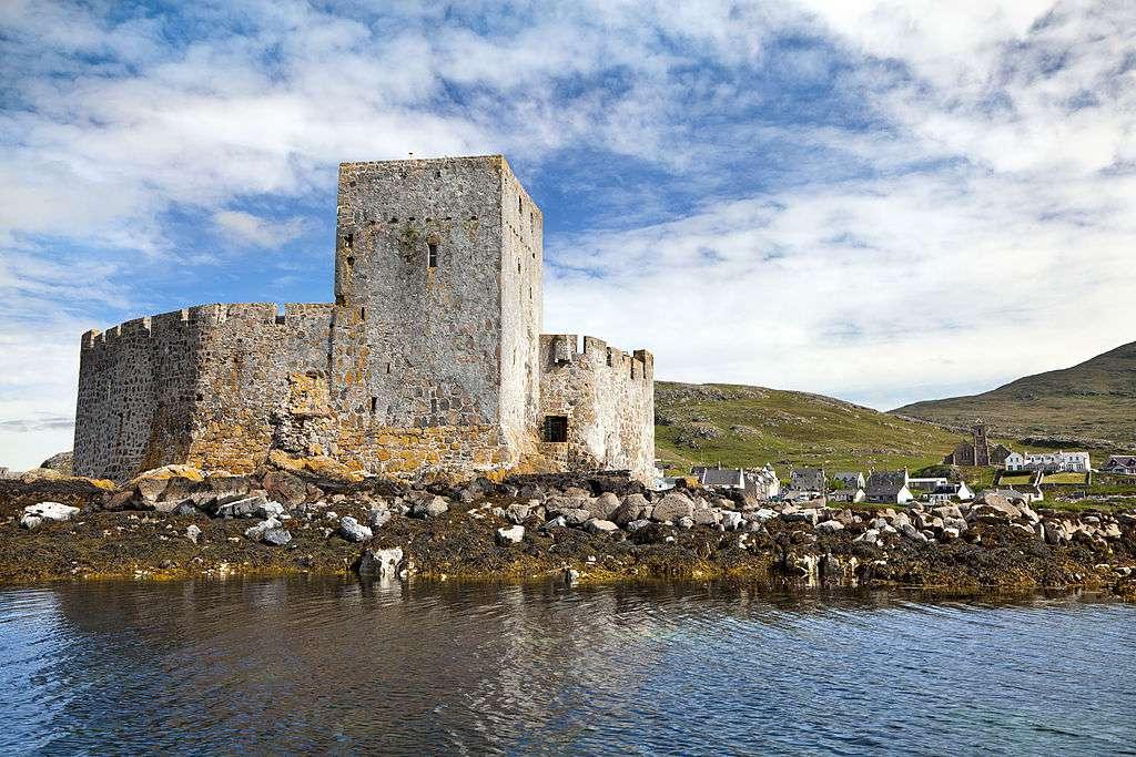 Kisimul Castle on the Isle of Barra