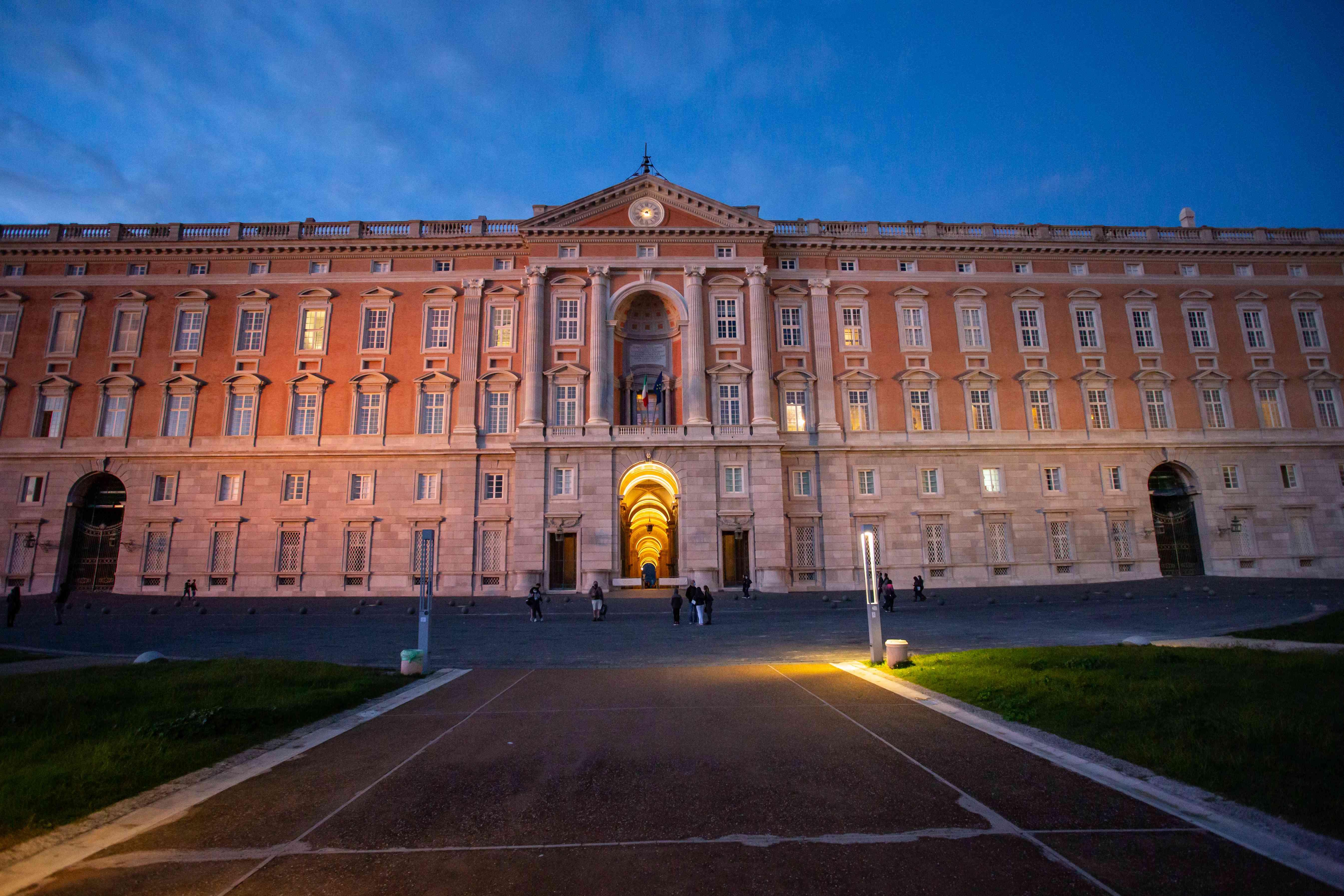 Caserta Royal Palace, Rome, Italy