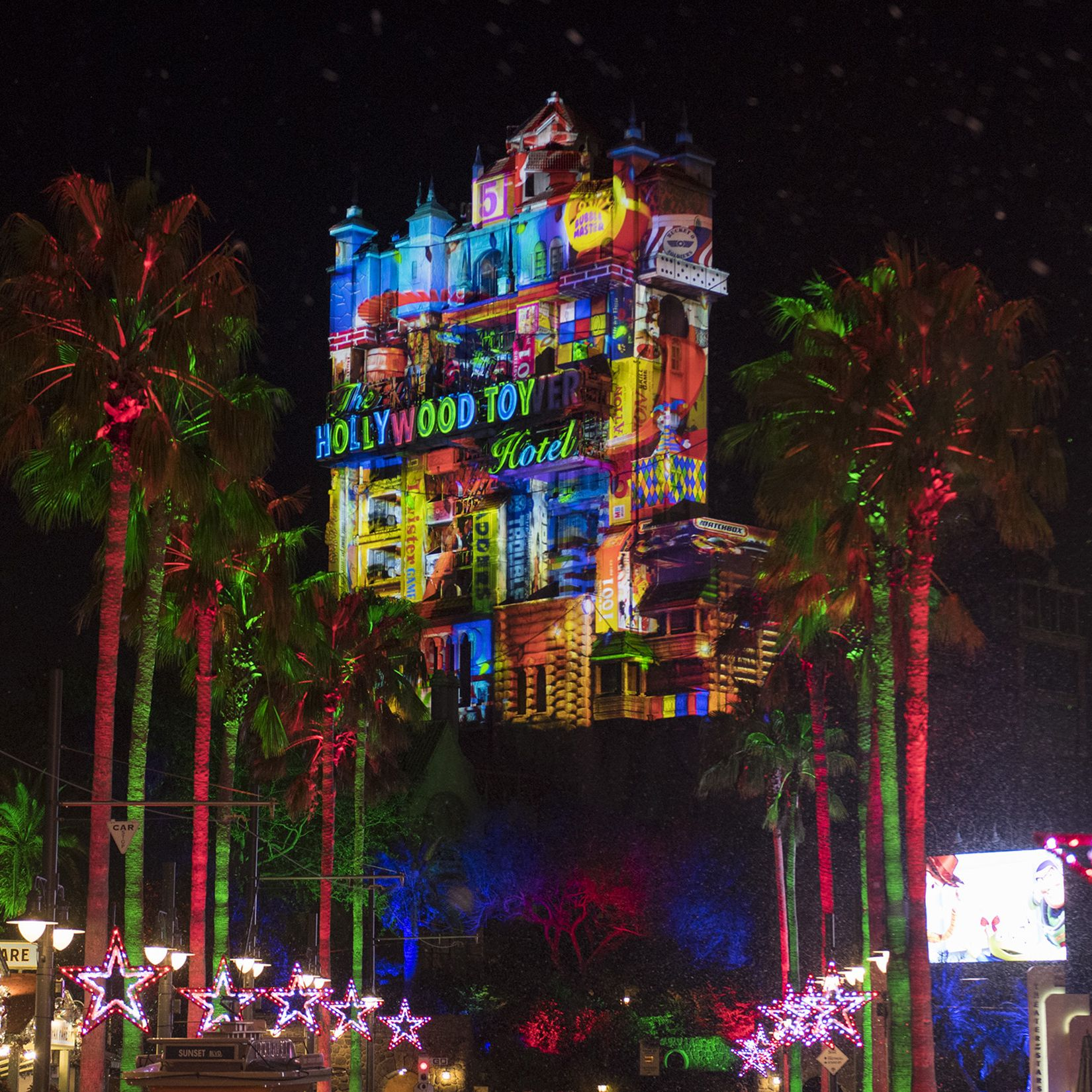 Nighttime Shows at Disney's Hollywood Studios