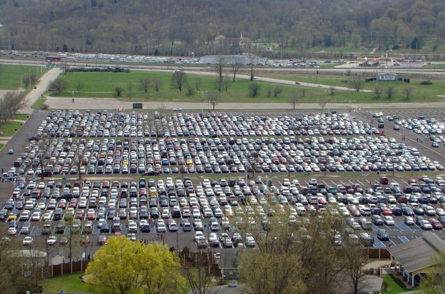 Parking P Es Save Money If Youll Visit Six Flags Repeatedly During A Season