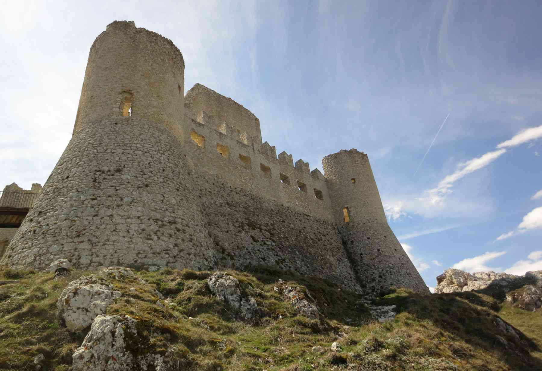 Rocca di Calascio, Abruzzo