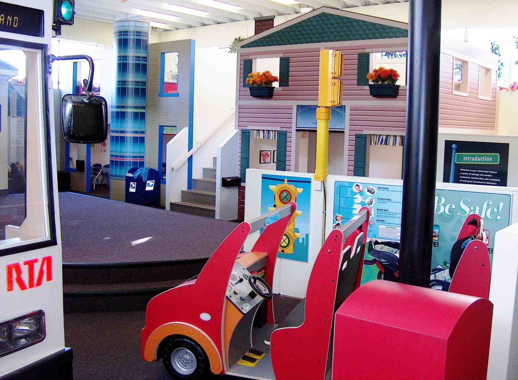 Cleveland Children's Museum, Cleveland Ohio