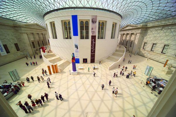 El Museo Británico - Londres - Reino Unido