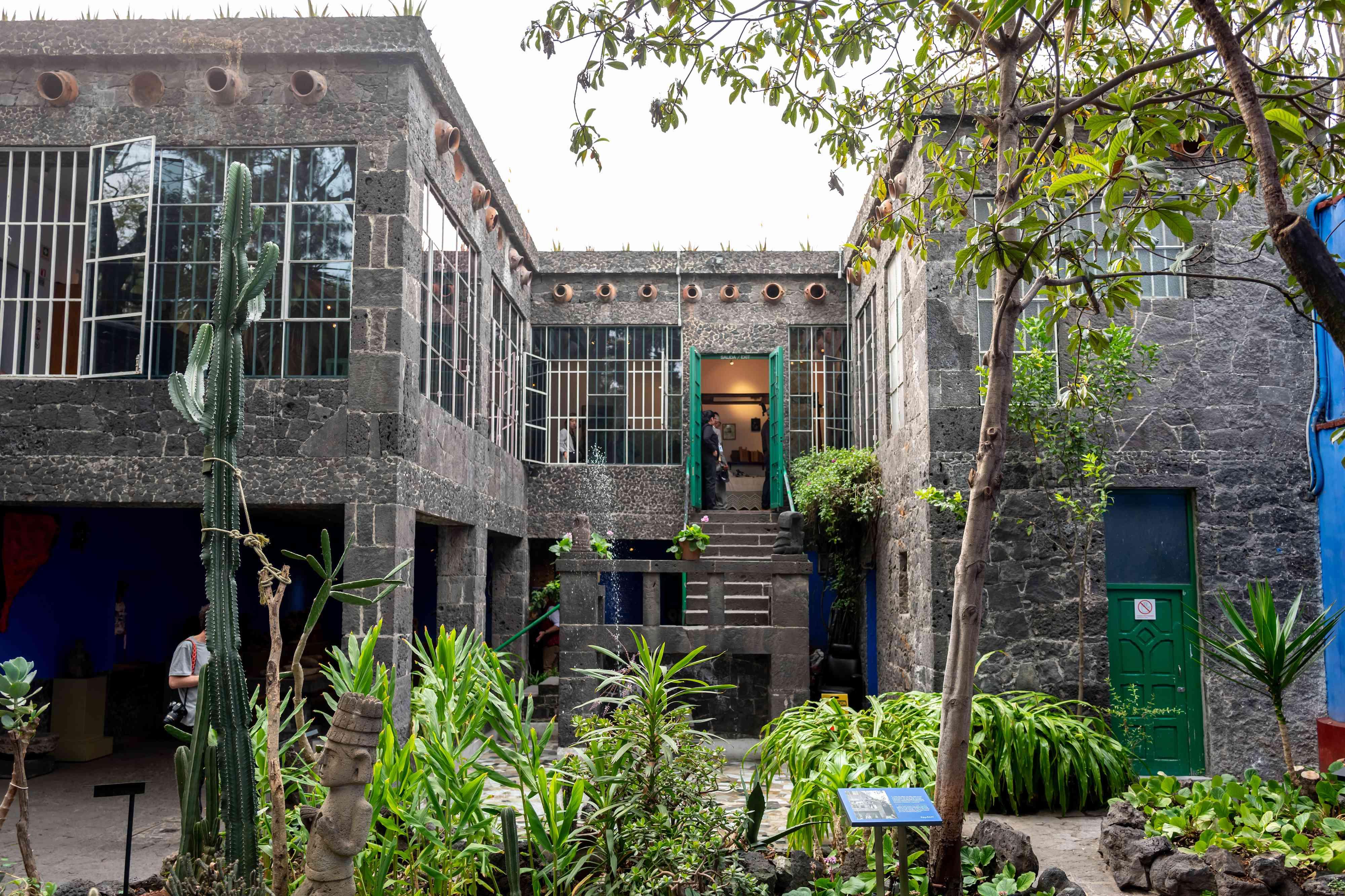 Casa Azul Mexico City