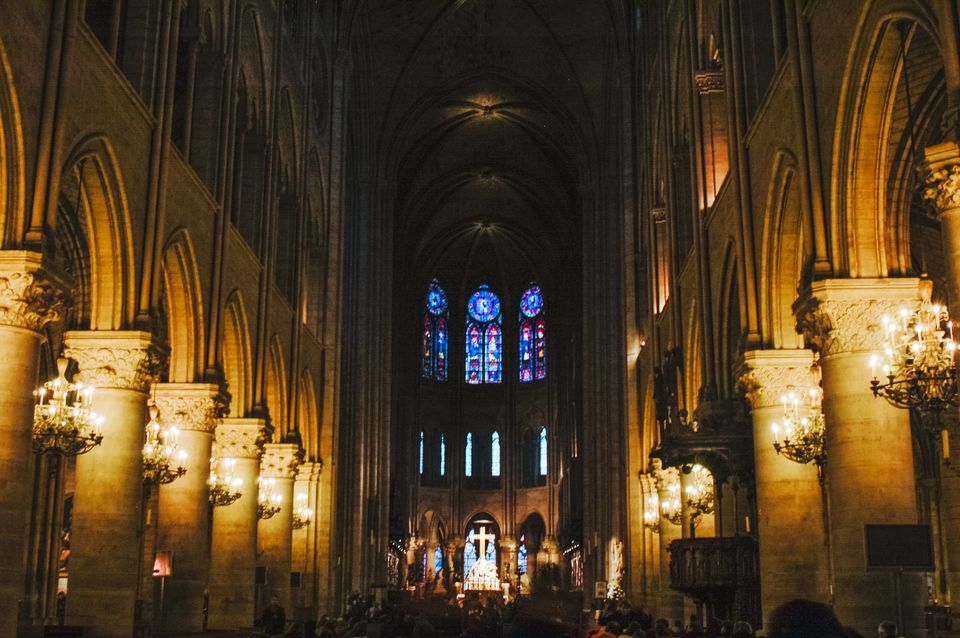 Notre Dame Cathedral Facts Details Highlights To See