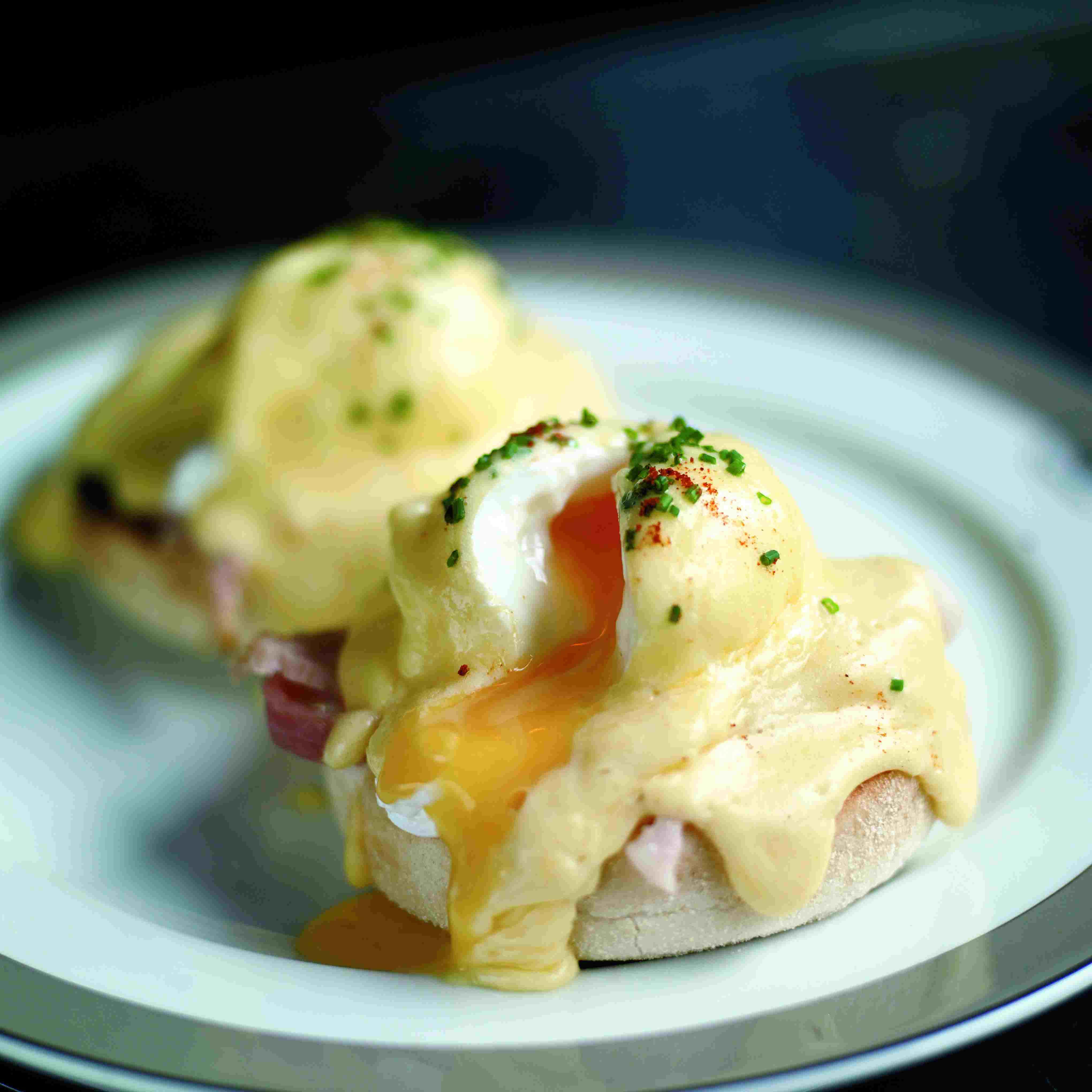 The Wolseley Eggs Benedict