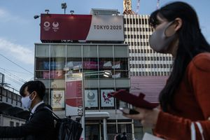 Tokyo Expected To Extend Coronavirus State Of Emergency As Concern Mounts Over The Olympics