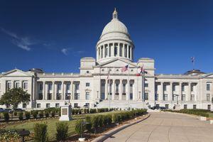 Capitol building, Little Rock, Arkansas
