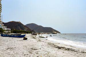 Beach in Santa Marta