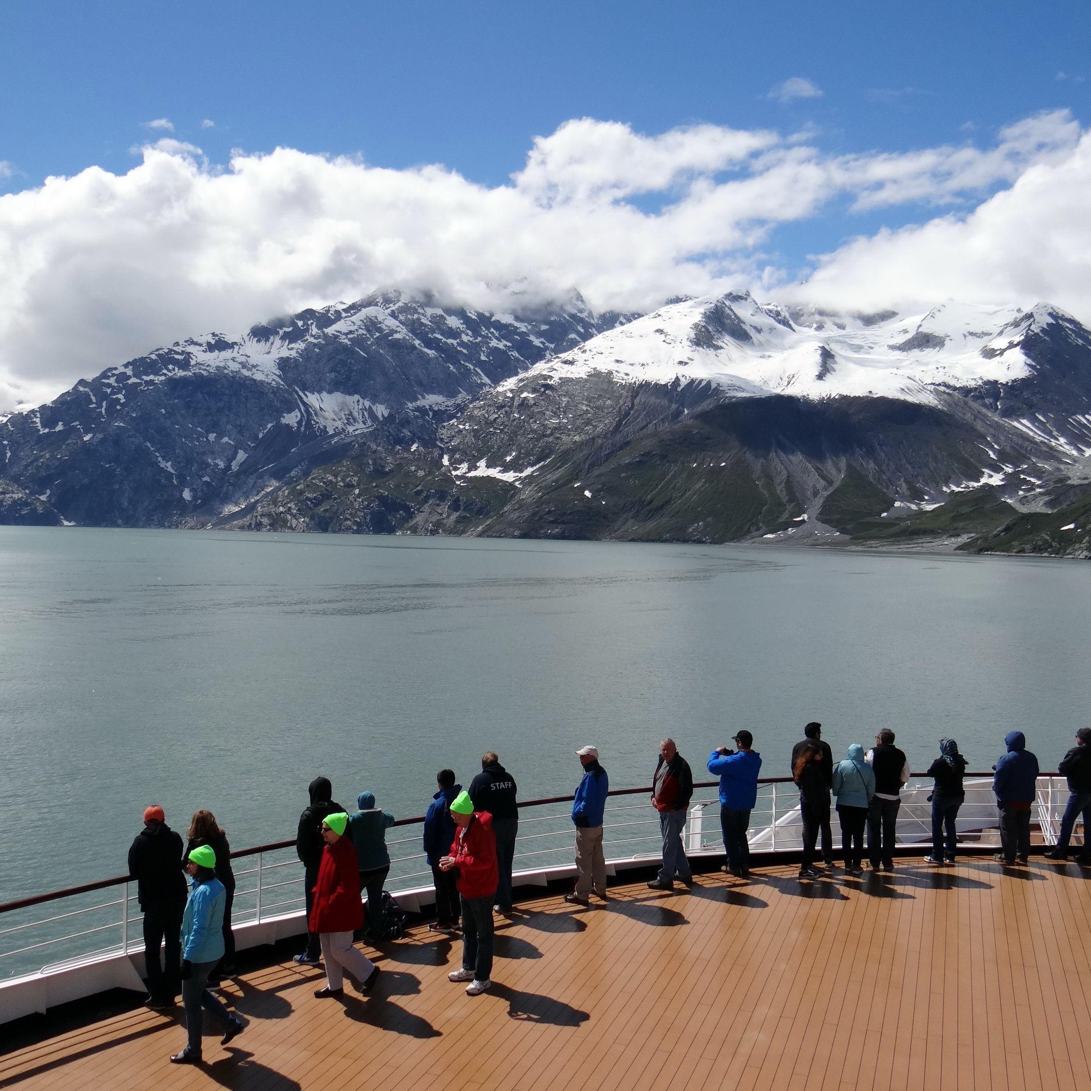 Alaska Cruise Shore Excursions: Holland America Eurodam
