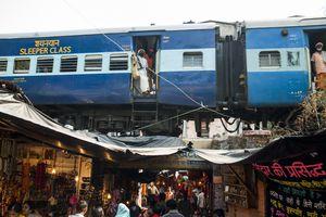 Haridwar train.
