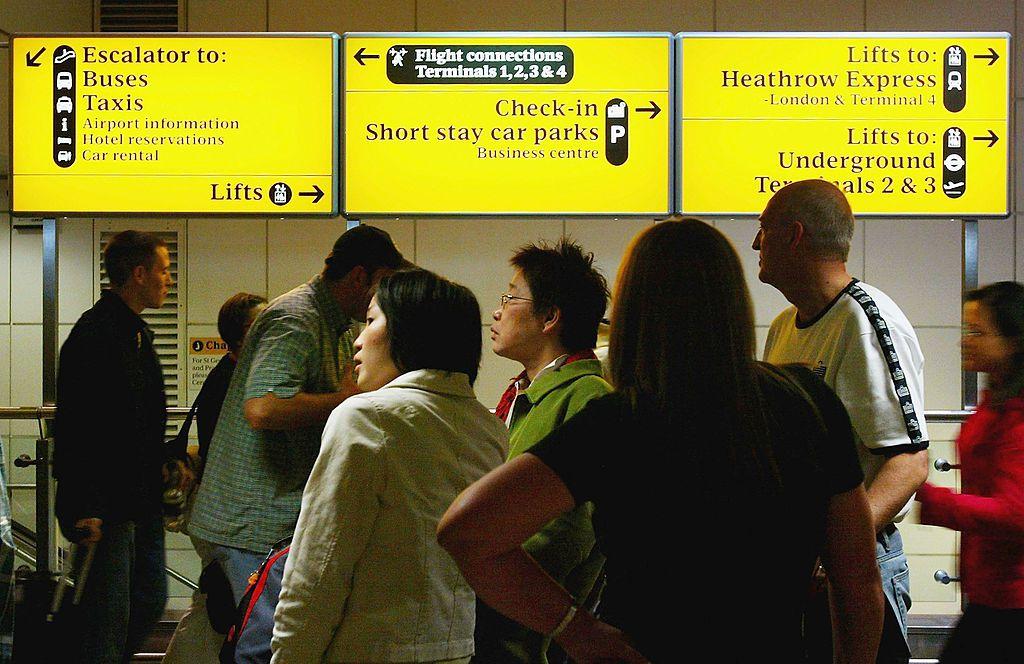 Navigating Terminal 3 At London S Heathrow Airport