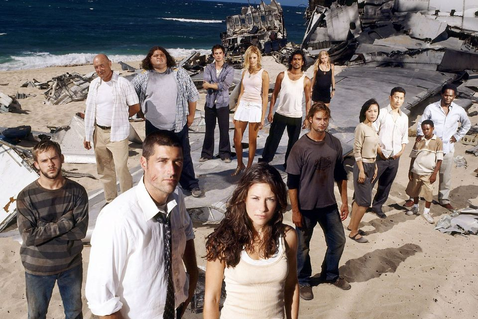 Cast of ABC's Emmy Award Winning Drama Lost