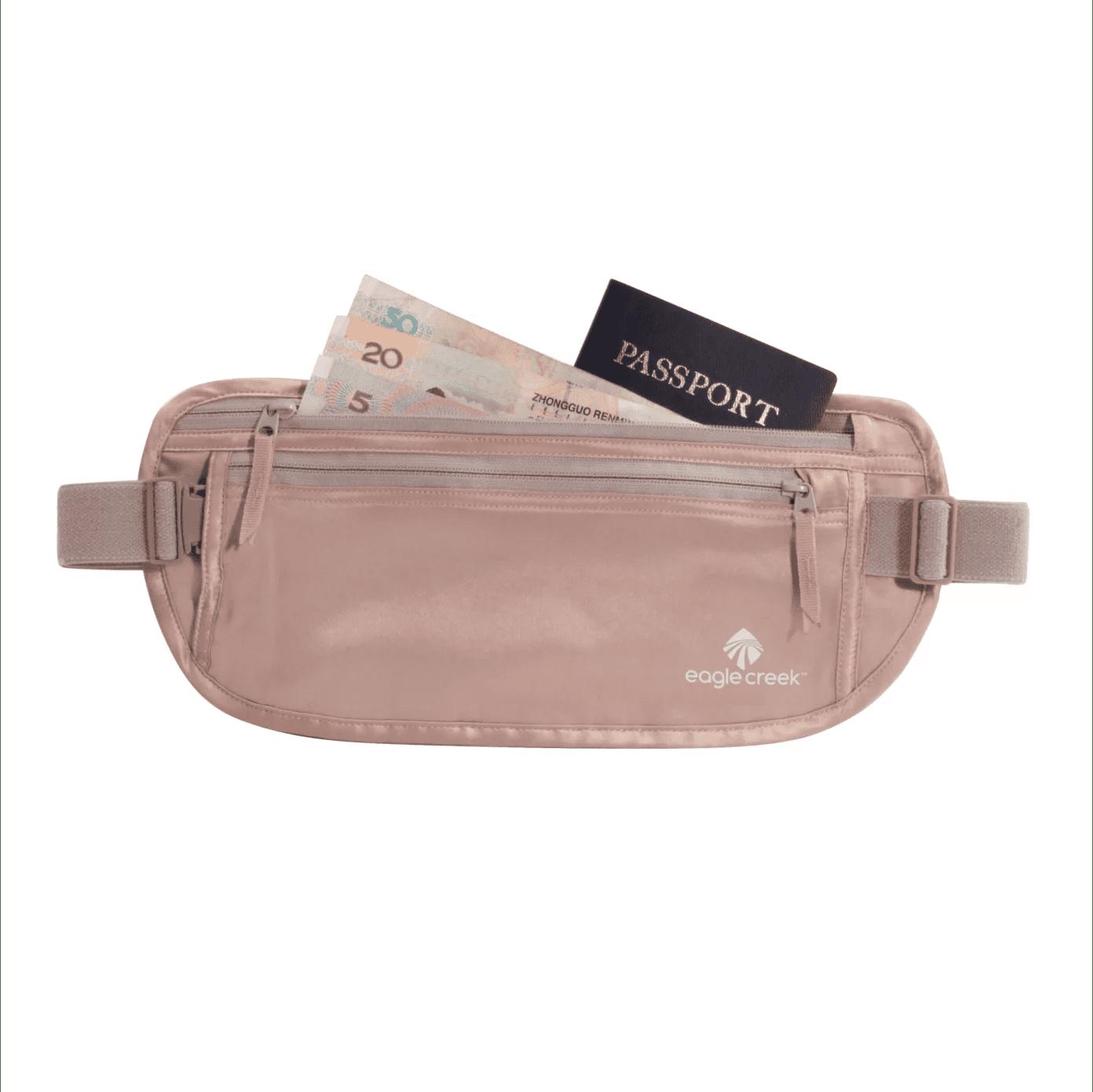 Eagle Creek Silk Undercover Travel Money Belt