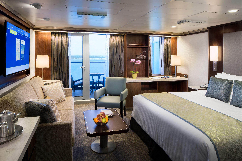 Neptune Suite on the ms Eurodam cruise ship