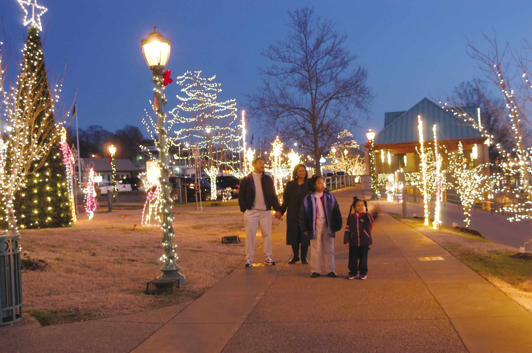 where to see christmas lights in nashville - Jellystone Park Nashville Christmas Lights