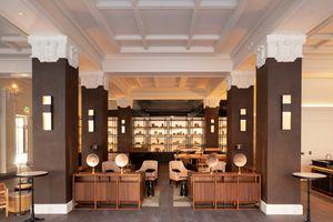 Surety Hotel Lobby