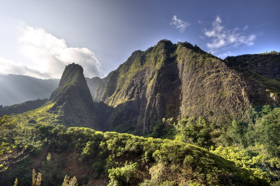 Iao Needle at Iao Valley State Park