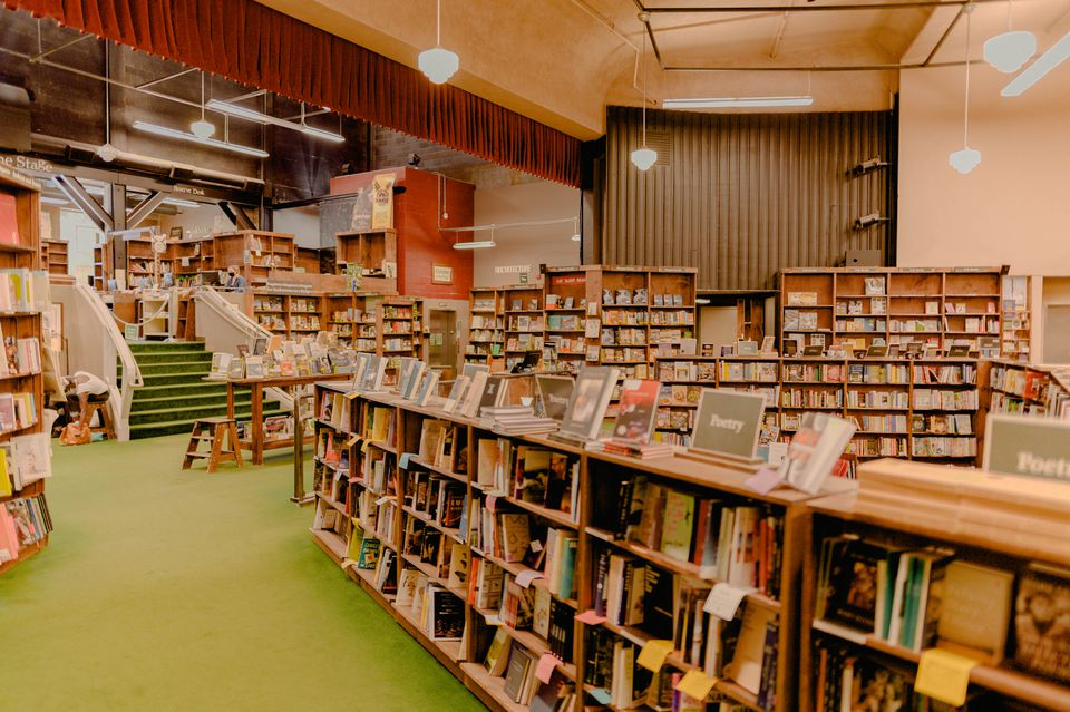 The Tattered Cover bookstore, Denver, Colorado