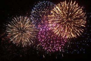 July 4th Fireworks OKC
