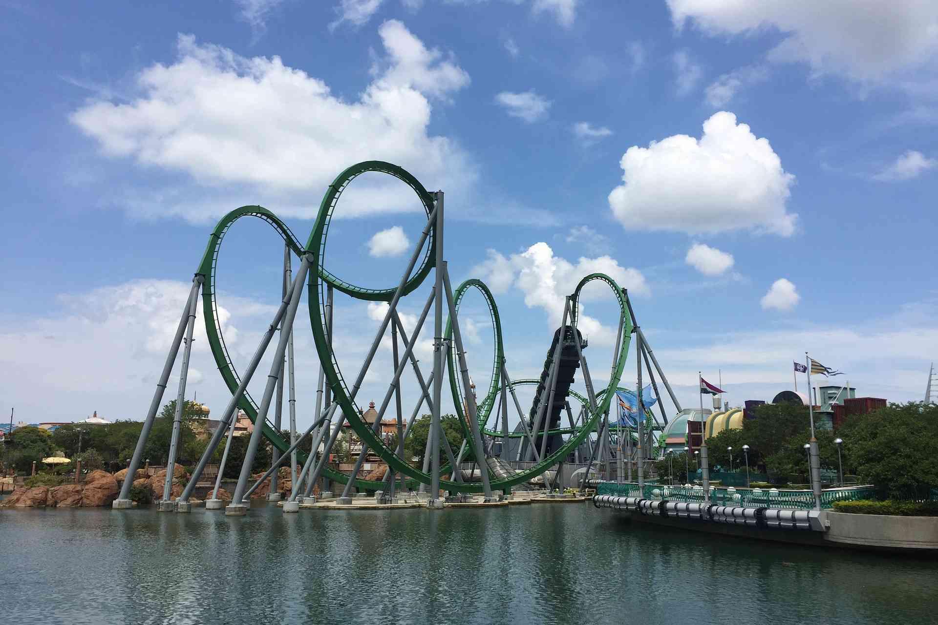 The Hulk Universal Orlando