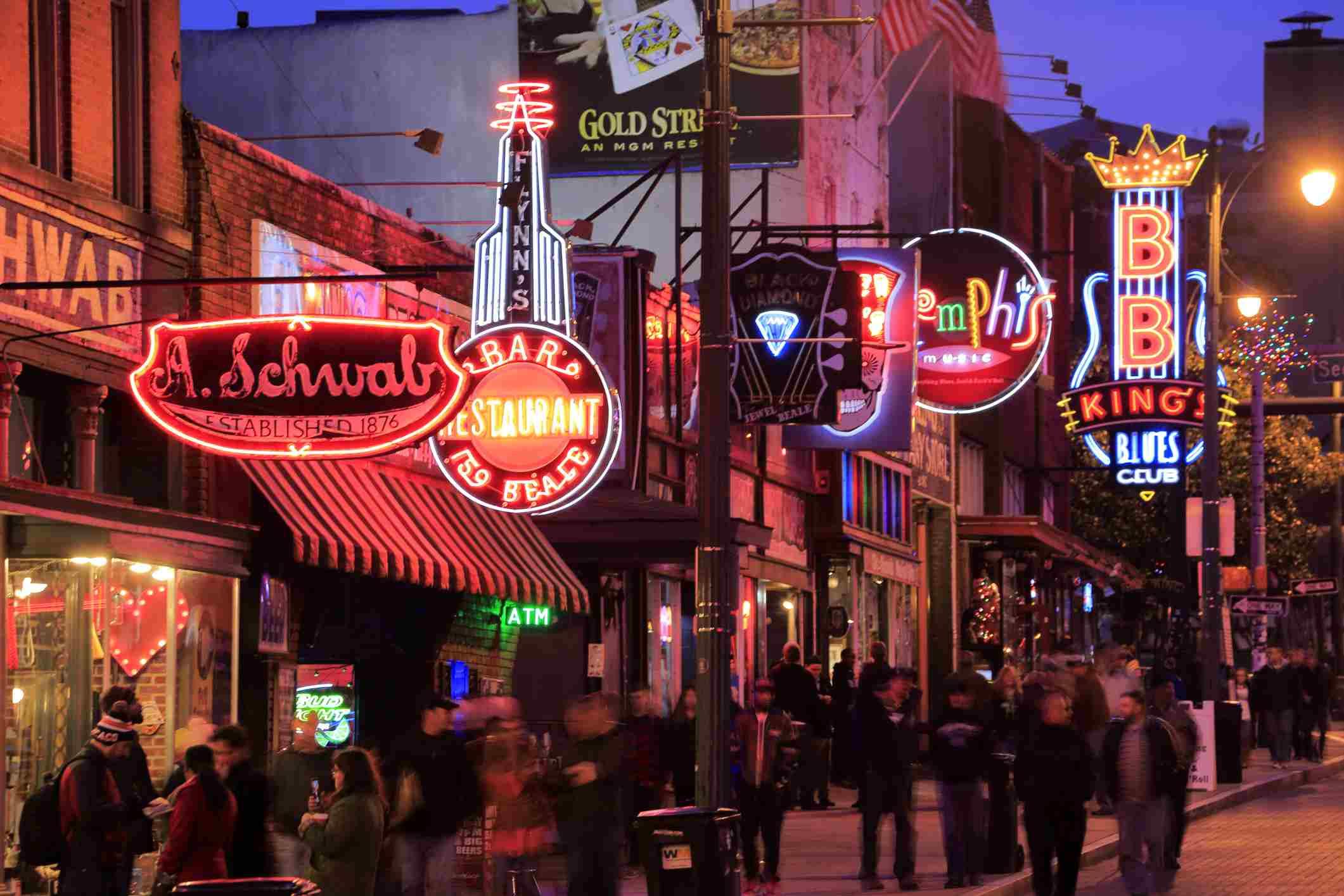 Most Unique Independent Shops in Memphis