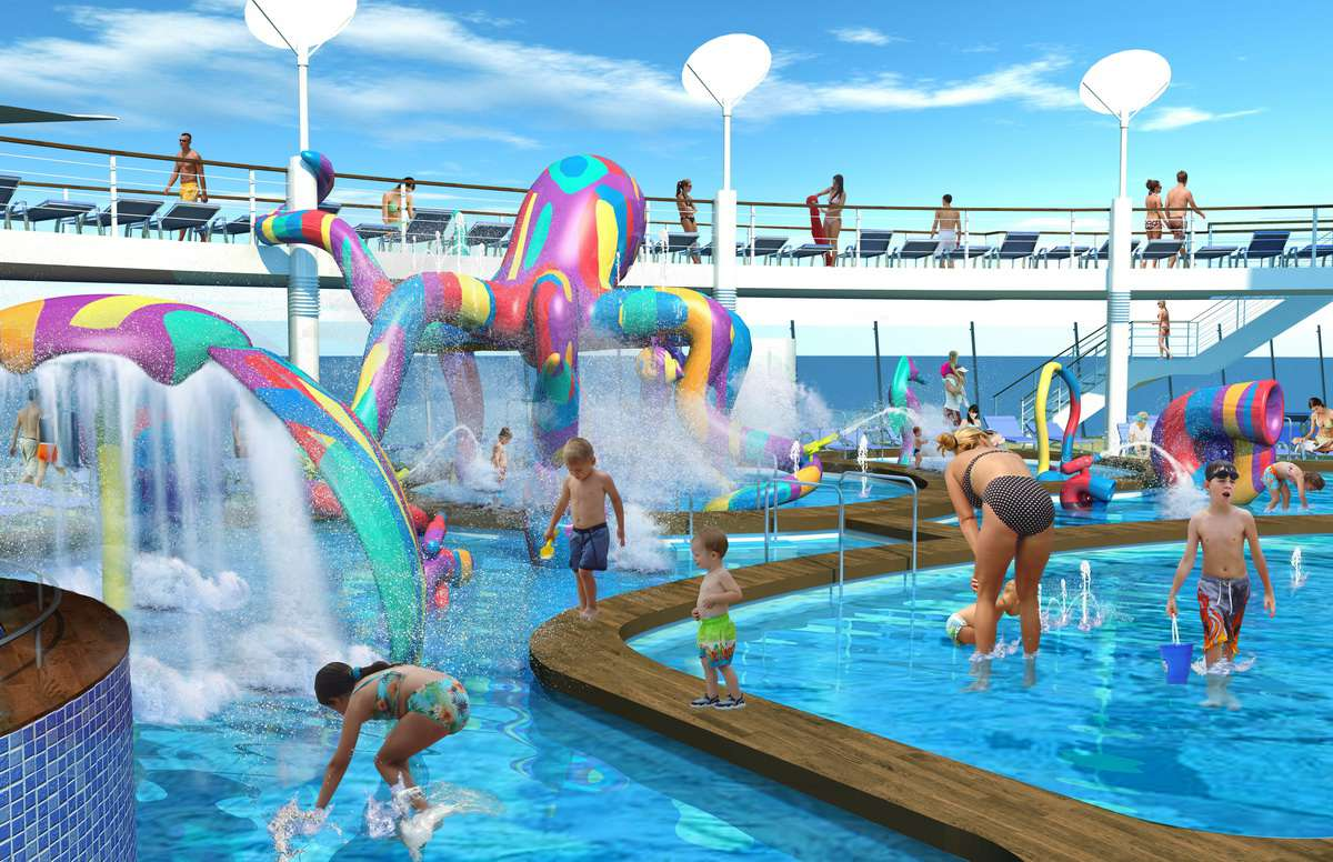 30d9efe1860 Oasis of the Seas - H2O Zone Aqua Park - Oasis of the Seas from Royal