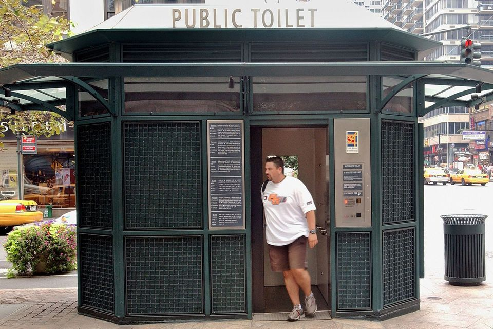 Where To Find Clean Bathrooms In New York City - Public bathrooms nyc