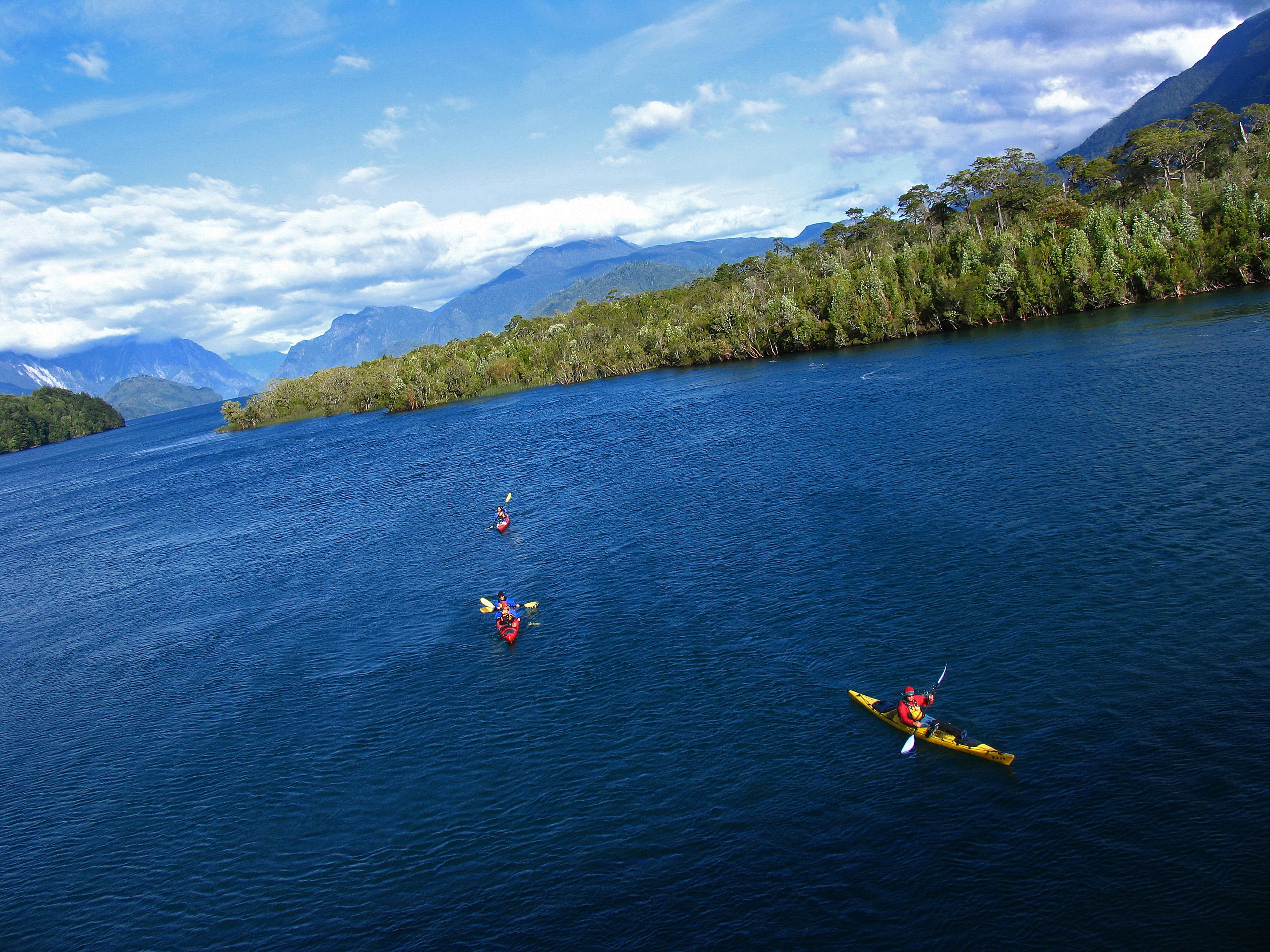 6 Self Guided Kayaking Trips Around The World