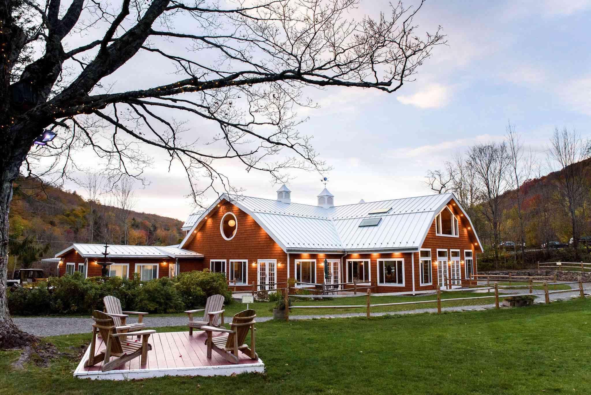 The Moondance Pavilion at Full Moon Resort